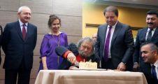 Fikret Otyam 89 yaşına Kılıçdaroğlu'yla merhaba dedi