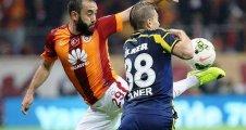 Galatasaray:2 Fenerbahçe:1