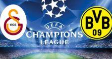 Galatasaray, Borussia Dortmund Maçı Hangi Kanalda, Ne Zaman?