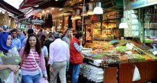 Hanehalkı tüketim harcamalarının %23,5'i İstanbul'da gerçekleşti