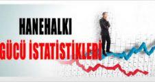 Türkiye'de hanehalkı başına aylık ortalama tüketim harcaması 2 572 TL oldu