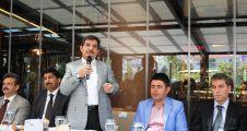 Bakan İdris Güllüce'den CHP'li Başkan Ali Kılıç'a jest!