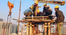İnşaat sektöründe istihdam %3,4 azaldı