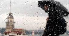 İstanbul'a şiddetli yağmur ve fırtına uyarısı