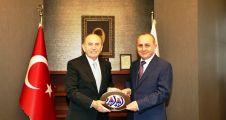 Başkan Topbaş'tan Kadıköy ve Pendik belediyelerine ziyaret