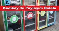 Kadıköy'de Paylaşım Dolabı