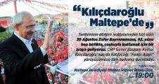 KILIÇDAROĞLU MALTEPE'DE ZAFERE YÜRÜYOR...
