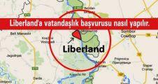 Liberland vatandaşı  Nasıl Olunur