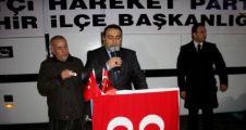 MHP Ataşehir'den Esenyurt Saldırısına Protesto