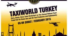 TAXIWORLD TURKEY TAKSİ FUARI
