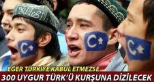 Türkiye Kabul Etmezse Kurşuna Dizilecekler