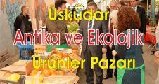 ÜSKÜDAR EKOLOJİK ÜRÜNLER PAZARI LEZZET FESTİVALİNE DÖNDÜ