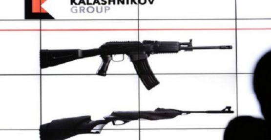 Yeni Kalaşnikof'un tanıtımı yapıldı