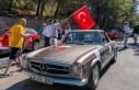 Klasik Otomobil Şampiyonası Bodrum'da Başladı
