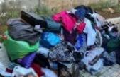 Ataşehir'de giysi kumbarasından hırsızlık