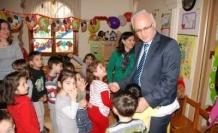 Maltepe Belediye Başkanı Prof. Dr. Mustafa Zengin okul ziyaretlerine devam ediyor