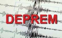 Çanakkale'de 4.8 şiddetinde Korkutan deprem