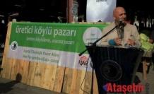 """Kartal'da """"Üretici Köylü Pazarı""""nın açılışı yapıldı."""