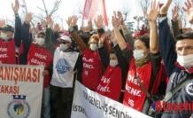 Kadıköy Belediyesi'ne grev kararı asıldı