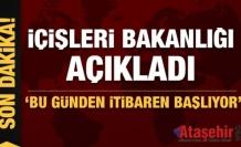 Türkiye genelinde 'yoğunlaştırılmış dinamik denetim' uygulanacak
