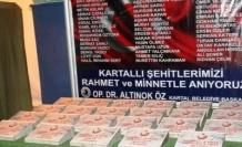 Çanakkale Savaş Malzemeleri Müzesi Kartal'da açıldı