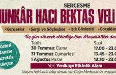 """""""SERÇEŞME HÜNKÂR HACI BEKTAŞ VELİ FESTİVALİ"""""""