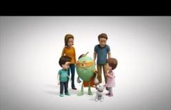 Gıdanı Koru, Çocuklar için gıda israfını azaltma üzerine animasyon video, Uzun versiyon,