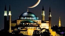 Ayasofya Cami İbadete Açılış Fotoları