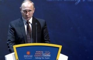 Putin, Türk Halkını Tebrik Ediyorum