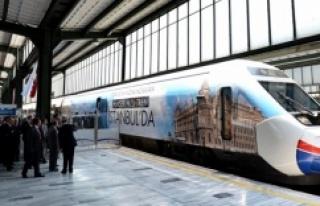 2019'da 2 yüksek hızlı tren hattı geliyor