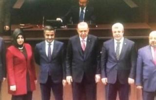 AK Parti'nin 2019'da Çankırı Belediye Başkan...