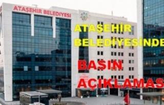 'Ataşehir Belediyesinden Yeşil Alan Vurgunu'...