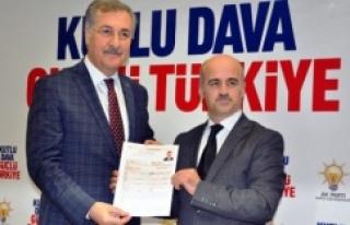 Ebubekir TAŞYÜREK, Kartal Belediye Başkanlığına...