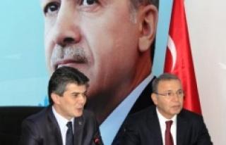 Mustafa Cevat Arzık, Belediye Başkan Aday Adayı...