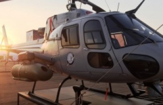 Türk şirketinden önemli başarı Helikopterin taban...