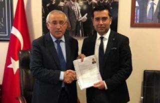 Uzm. Dr. Oktay Öcal, Ataşehir'den adaylığa...