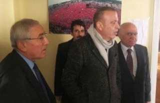 Battal İlgezdi'den AKP'ye geçmiş olsun...