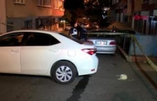 Ataşehir'de Polis şüphelileri kovalamaca sonucu...