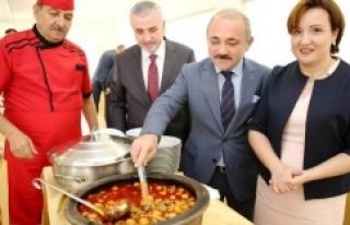 """""""Çankırı Sarımsaklı Et"""" Yemeği Coğrafi..."""