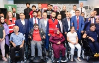Engelli Vatandaşlar Elektrikli Tekerlekli Sandalyelerine...