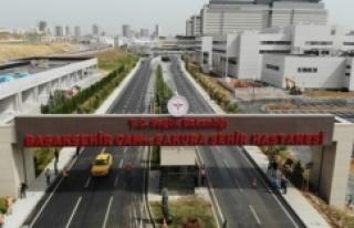 Başakşehir Çam ve Sakura Şehir Hastanesi açıldı