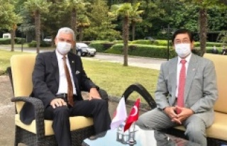 Büyükelçi Akio MIYAJIMA'nin Mesajı
