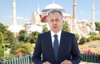 İSTANBUL VALİSİ ALİ YERLİKAYA BAYRAM KUTLAMA...