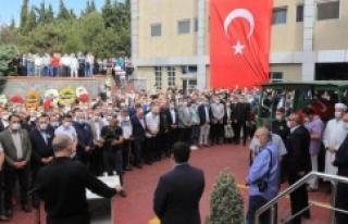 MUSTAFA CANLI İSTANBUL'DAN EBEDİ İSTİRAHATGAHINA...
