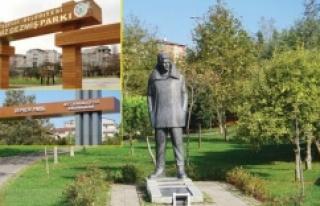 Ataşehir'de Deniz Gezmiş Parkı'nın ismi...