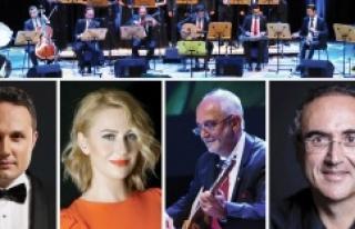 CRR Türk Müziği Topluluğu Şarkıları Öyküleriyle...