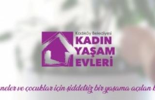 KADIKÖY BELEDİYESİ'NDEN KADIN YAŞAM EVLERİNİ...