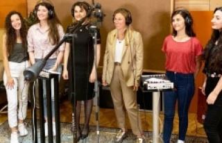 Türkiye'nin Mühendis Kızları Seslerini Artık...