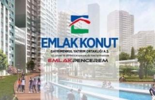 Emlak Konut GYO İstanbul'daki 8 projesinin değerleme...