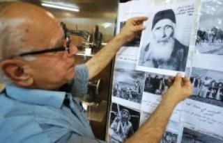Kudüs'teki son Osmanlı askerinin fotoğrafı...